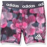 Adidas Big Girls' Printed Short Tight