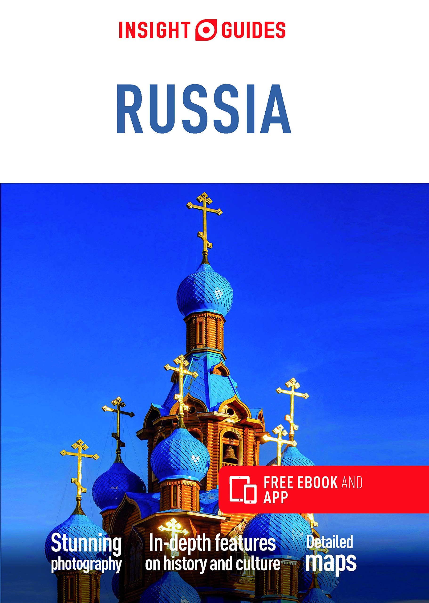 Insight Guides City Guide Moscow Travel Guide with Free eBook
