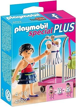 PLAYMOBIL - Modelo con Perchero (47920)
