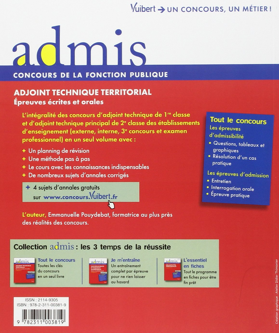 Adjoint technique territorial 2 me classe - Grille indiciaire adjoint d animation 2eme classe ...