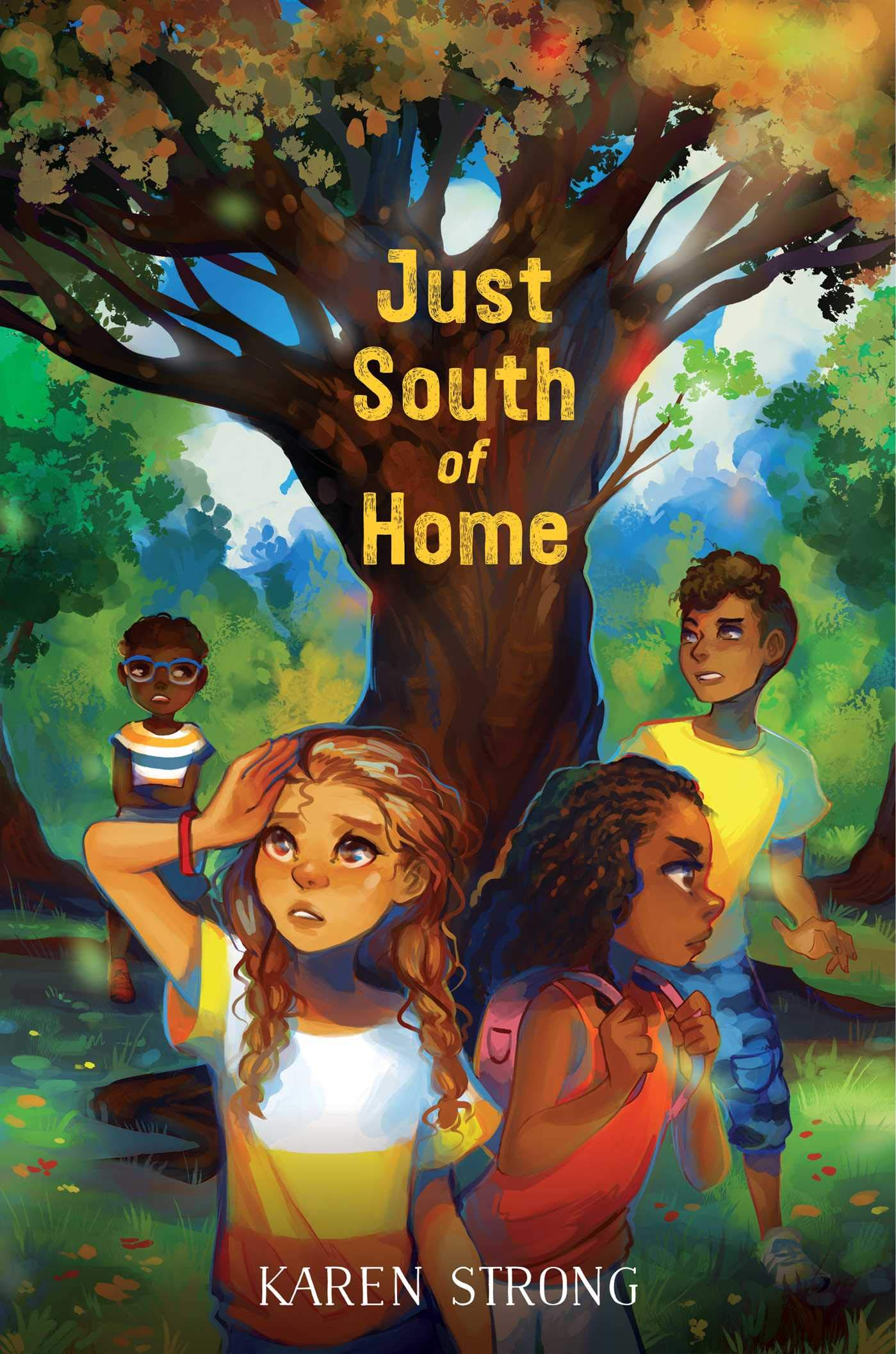 Just South of Home: Strong, Karen: 9781534419384: Amazon.com: Books