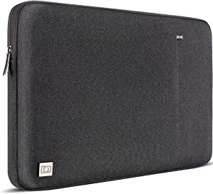 DOMISO 11 inch Waterproof Laptop Sleeve Case Protective Portable Carrying Bag for 12.3
