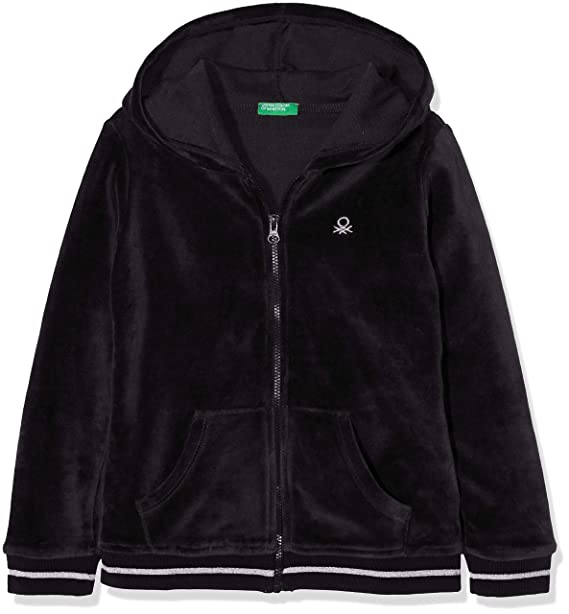 United Colors of Benetton Jacket W/Hood L/S, Chaqueta para Niñas: Amazon.es: Ropa y accesorios