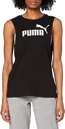 PUMA Women's ESS+ Cut Off Tank