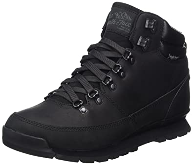 08e83a476 THE NORTH FACE Men's Back-to-Berkeley Redux Leather High Rise Hiking Boots