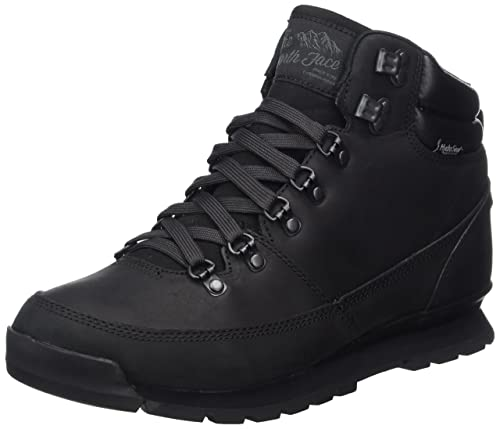 Mens Casual Shoes North Face the Mens Back to Berkeley Redux Leather Boots Casual Shoes Brilliant