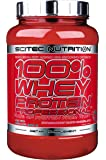 Scitec Nutrition Strawberry White Chocolate, Professional Whey Protein Powder, 2.03LBS, with Extra Added Aminos and Digestive Enzymes, NON GMO, Mixes Instantly