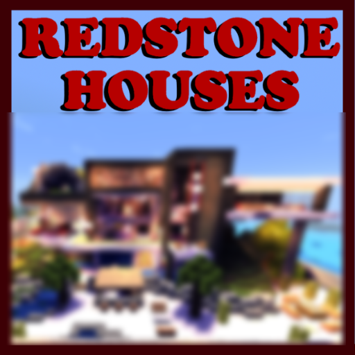 Pocket Installer Redstone Houses