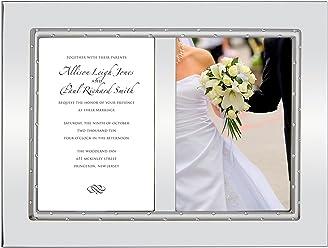 Lenox Devotion Double Invitation Frame