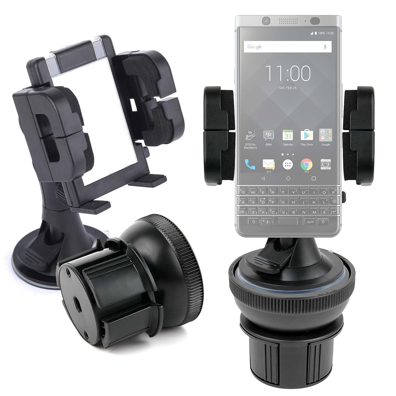DURAGADGET Soporte De Coche Para Smartphone Blackberry Mercury ...
