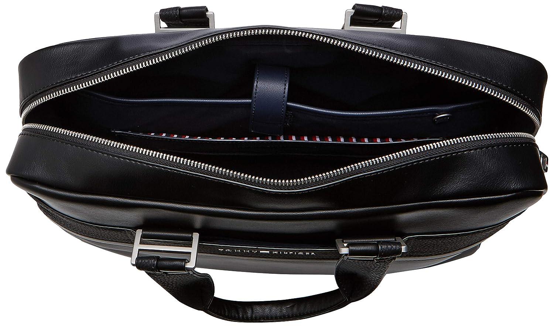 Black Th Business Computer Bag Tommy Hilfiger