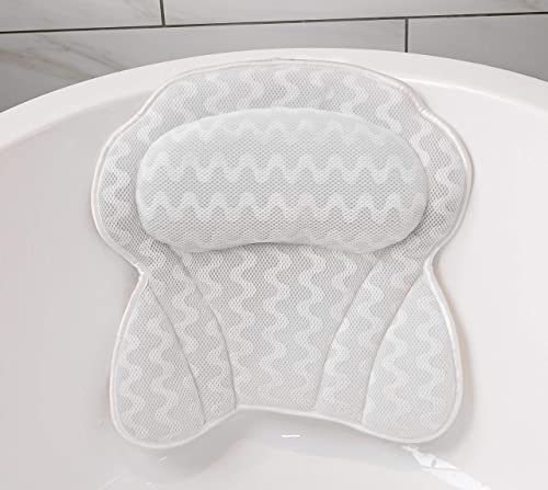 Neck, Head And Shoulders Bath Pillow By Soothing Company