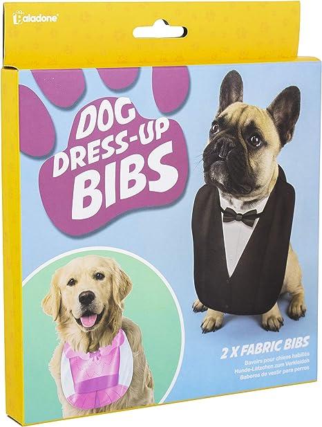Paladone Baberos Disfraz de Perro | Viste tu puño en 4 Disfraces ...