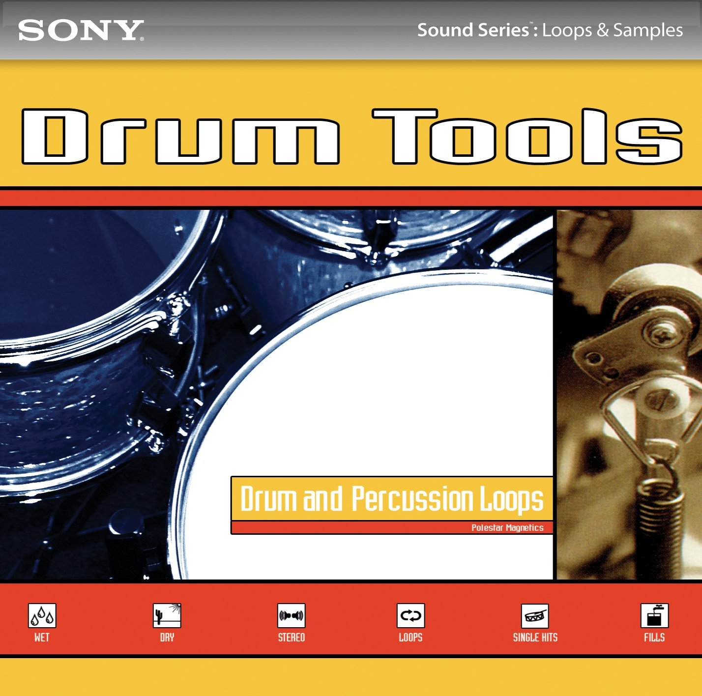 Drum Tools [Download] Sony Creative Software DLC50