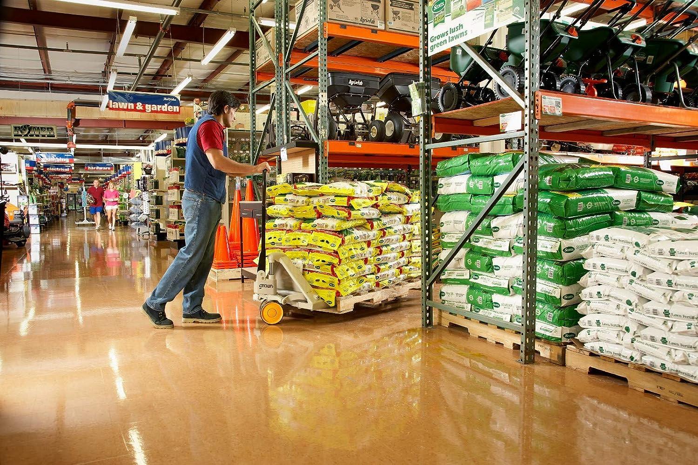 20 x 36 Crown PTH 50 Hand Pallet Jack 5000 lb