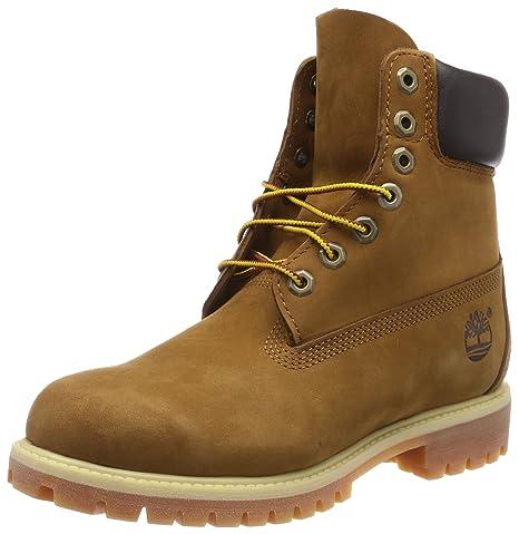 Timberland Botines Topo EU 37 (US 6) amazon-shoes el-negro Otoño/Invierno 284mp