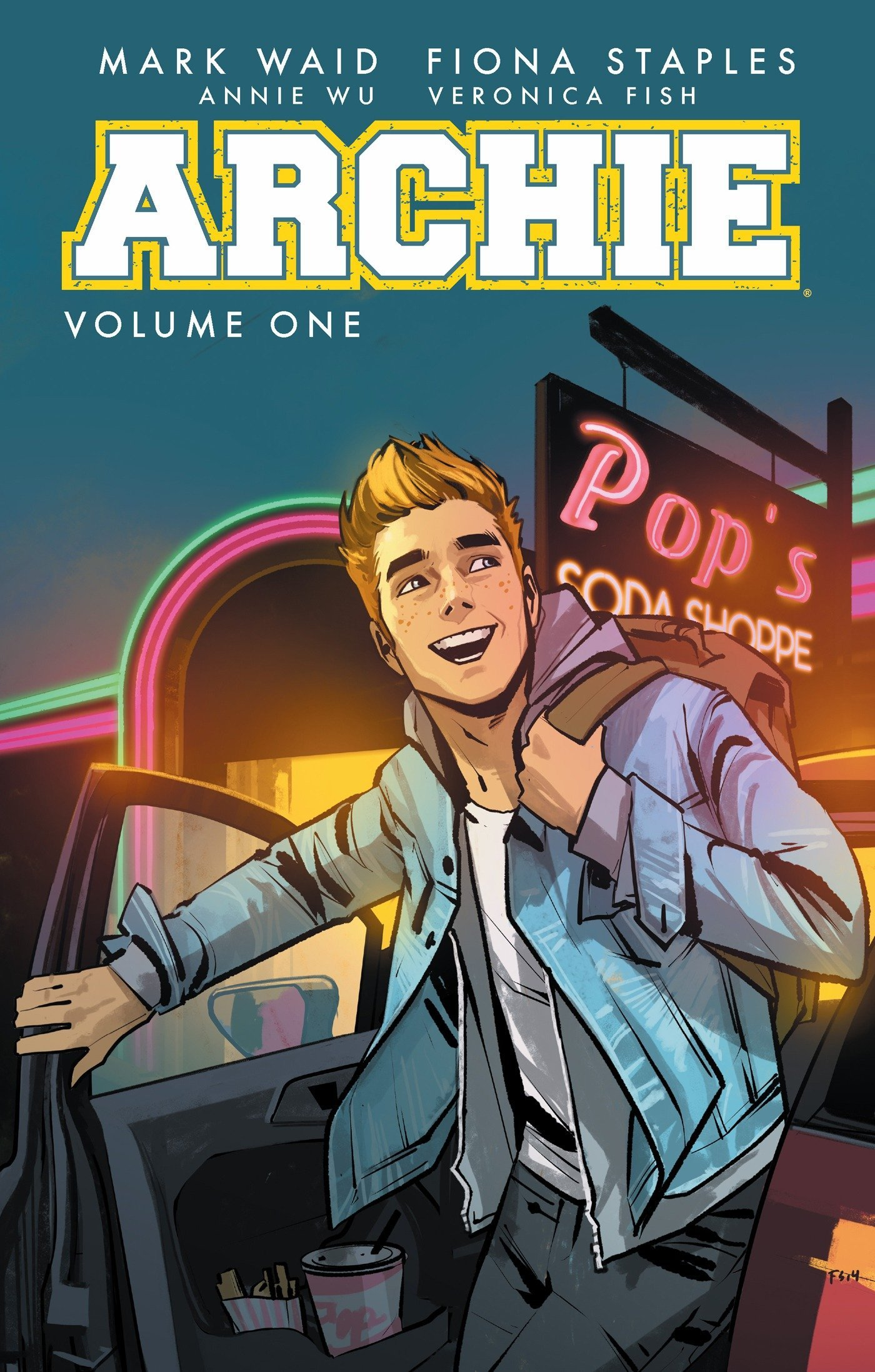Can old archie and gang adult comics think, that