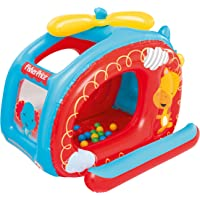 Bestway Fisher-Price Helicopter Inflatable Ball Pit