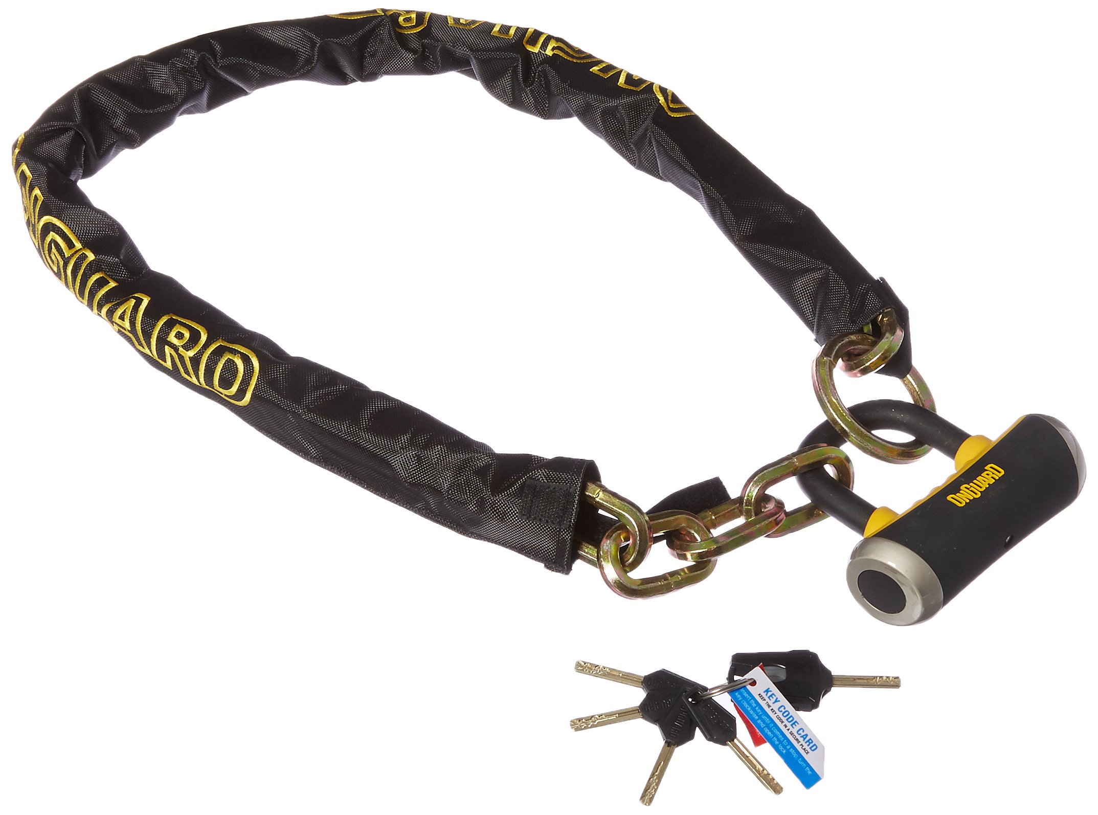 ONGUARD MASTIFF LOOP CHAIN 10MM 4'4''(4FT 4 INCHES)
