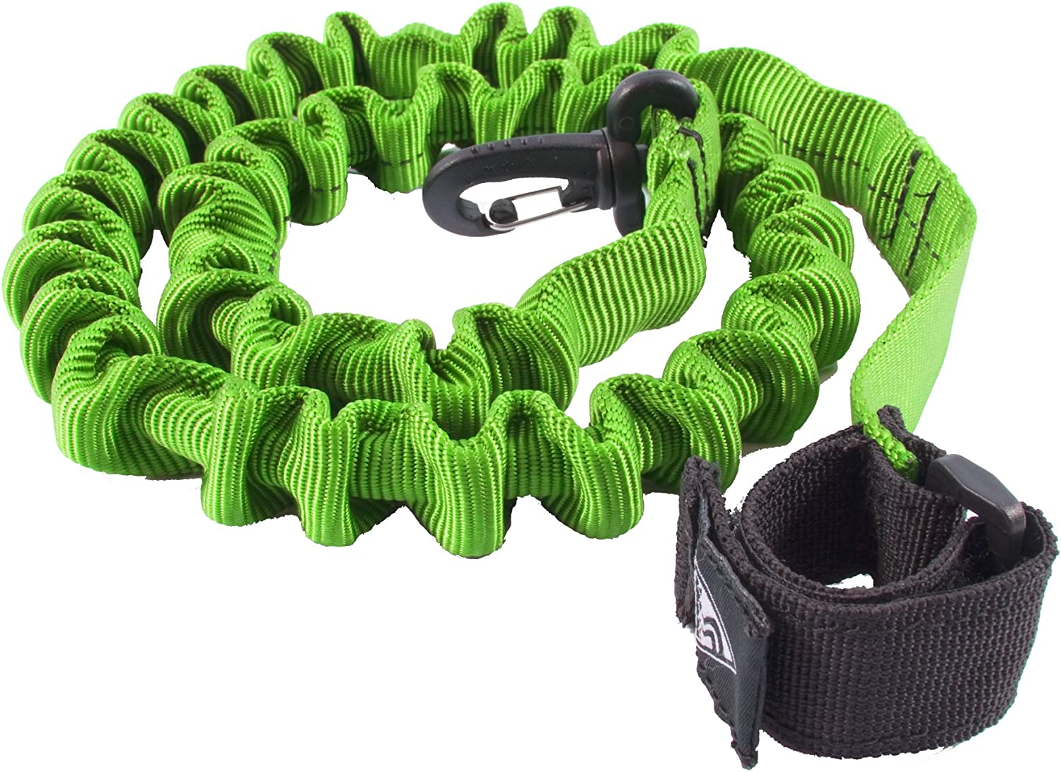 Seattle Sports Multi Leash Secure Stretch Lanyard Leash for Paddles and Fishing Poles