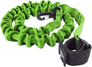 Seattle Sports Multi Leash - Secure Stretch Lanyard Leash for Paddles and Fishing Poles