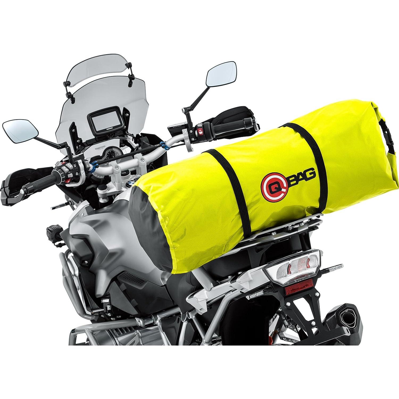 Equipaje enrollable QBag, impermeable 07 hasta 60 litros, neó n amarillo