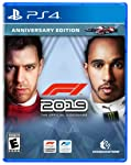 F1 2019 Anniversary Edition Playstation 4