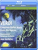 Verdi - Complete Ballet Music From The Operas (Blu-Ray Audio)