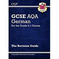 GCSE German AQA Revision Guide - for the Grade 9-1 Course (with Online Edition)