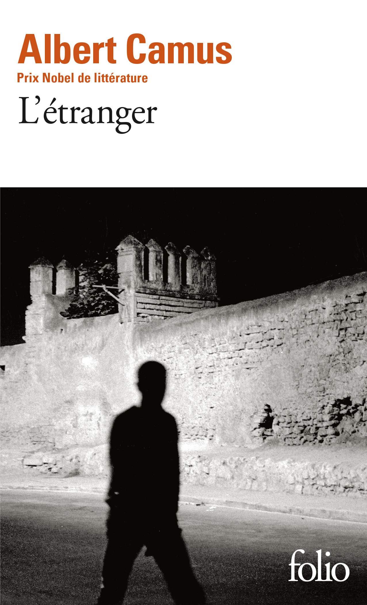 L'etranger (Folio): Amazon.co.uk: Camus, Albert: 9782070360024: Books