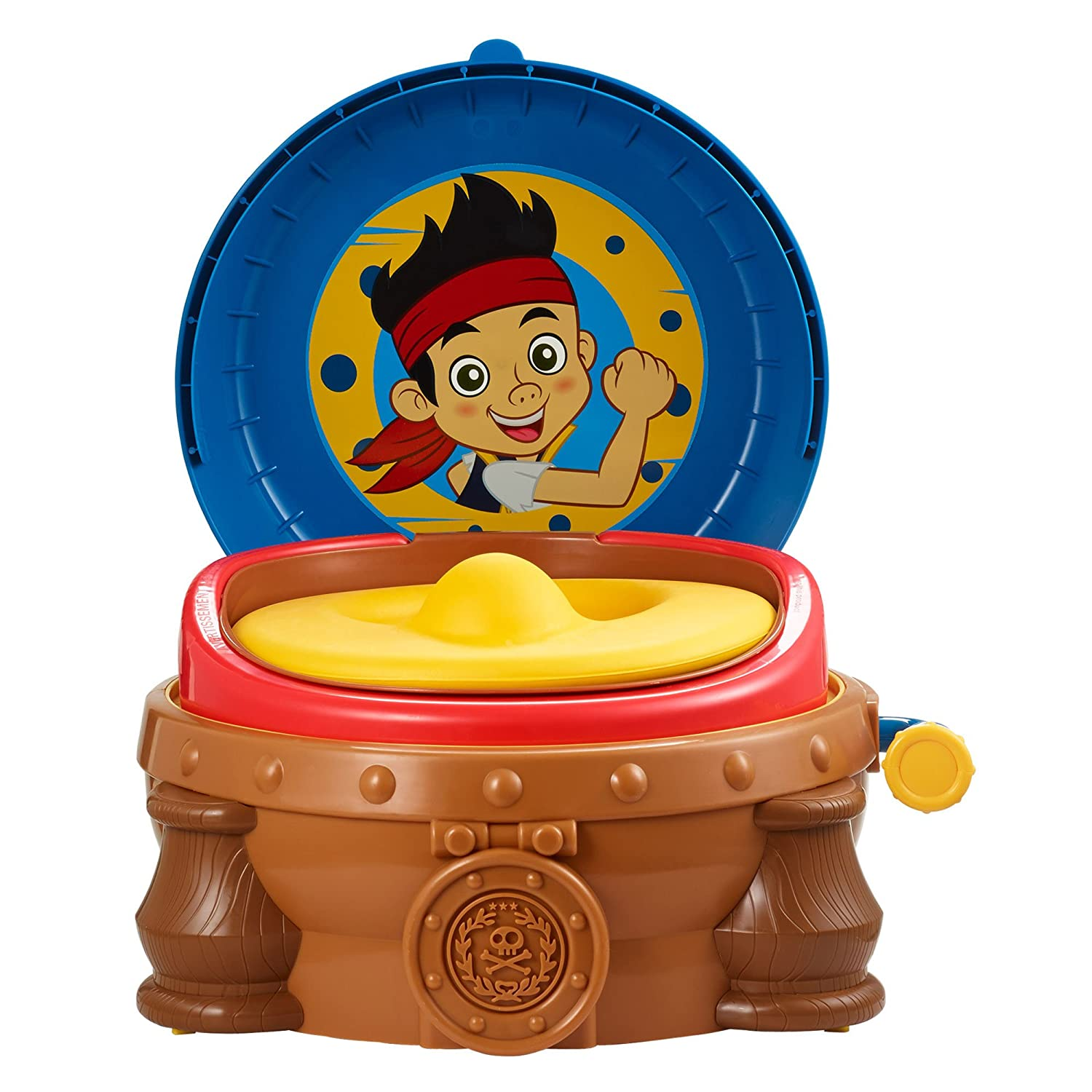 Jake Never Land Pirates 3-In-1 Potty System