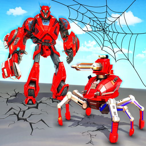 (Spider Robot Action Game)