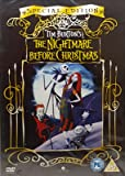 The Nightmare Before Christmas [Import anglais]