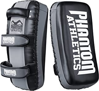 Phantom mMA athletics thai pads'high performance'-black-short de boxe mMA muay thai kick 3502300 pattes d'ours PA-1101-Pads-Thai-Performance