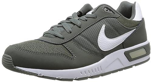 buy popular cb8fc 568bd Nike Nightgazer Scarpe sportive, Uomo, Colore River Rock White, Taglia EU  40.5