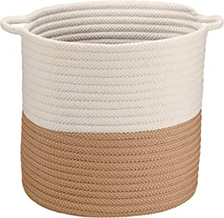"product image for Colonial Mills Craftworks Basket, 20""x20""x20"", Sand"