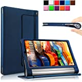 Infiland Custodia per Lenovo Yoga Tab 3 10 PRO/Yoga Tab 3 Plus 10.1 inch Tablet(Marina Militare)
