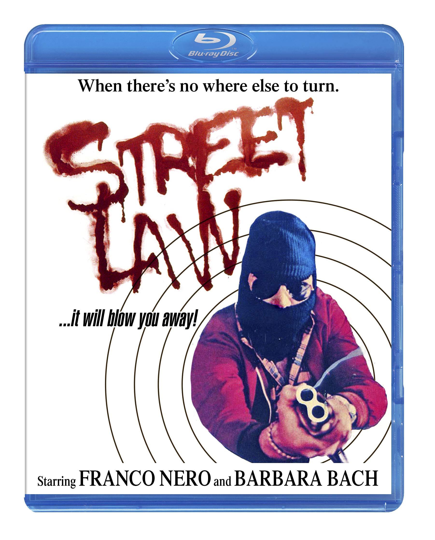 Blu-ray : Street Law (Blu-ray)