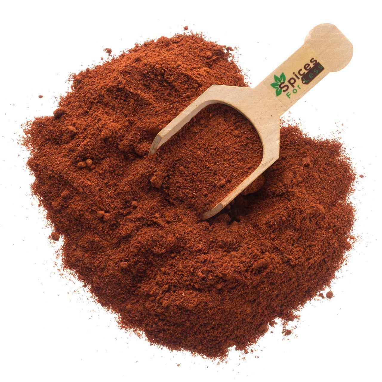 Spices For Less Chili Pepper, Guajillo Powder - 5 lbs Bulk