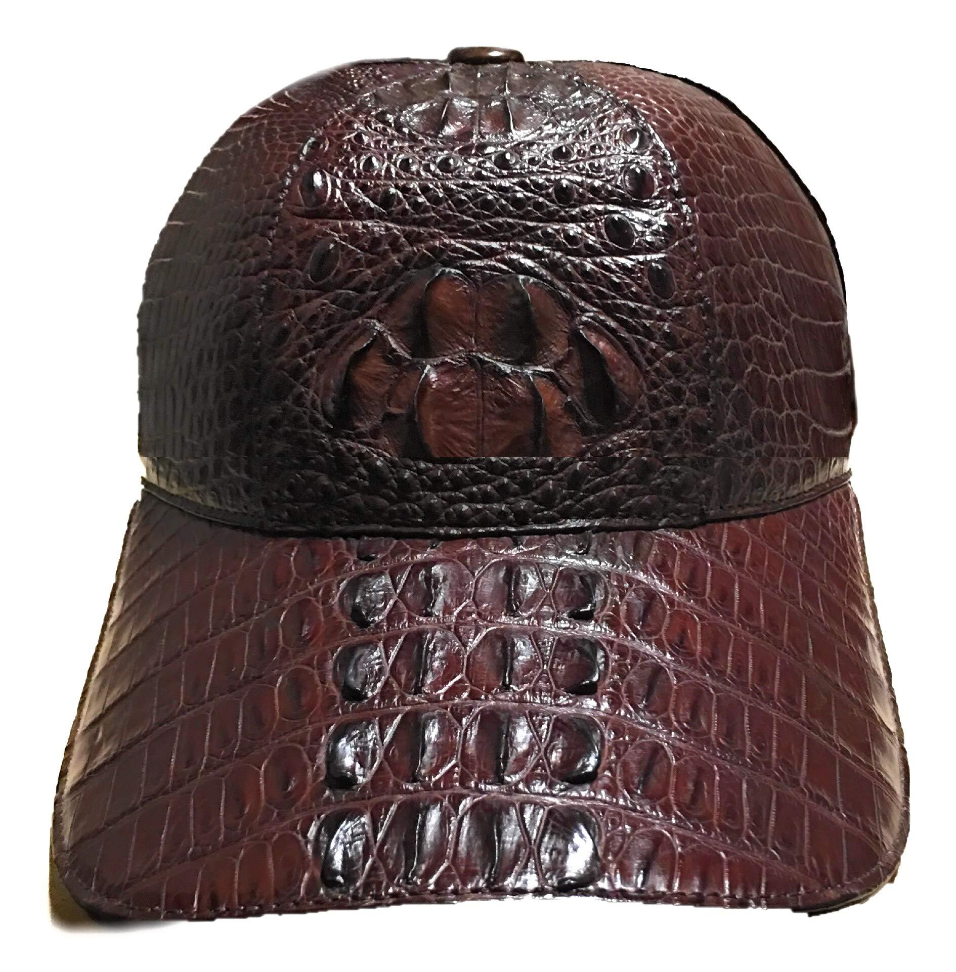 CAP KING Horn-Back Alligator