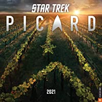 Star Trek: Picard 2021 Wall Calendar
