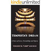 Tempesta's Dream: A Story of Love, Friendship and Opera book cover