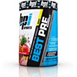BPI Sports First Ever Ketogenic Pre-Workout Supplement, Tropical Freeze, 11.11 Ounce