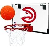 Rawlings NBA Game On Polycarbonate (PC) Mini Basketball Hoop Set (All Team Options)