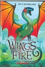 Wings of Fire #03: The Hidden Kingdom Paperback