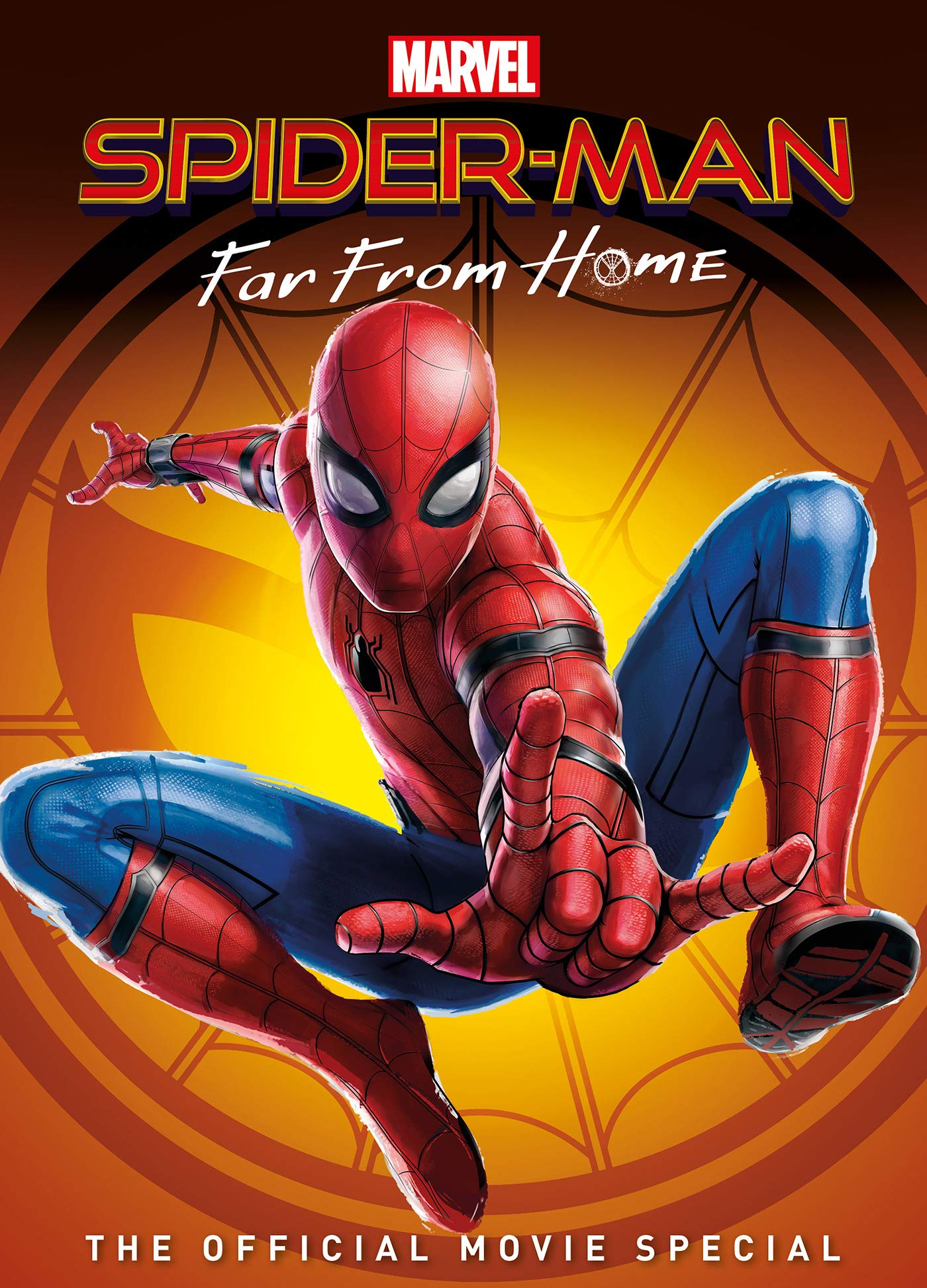 Amazon.com: Spider-Man: Far From Home The Official Movie ...