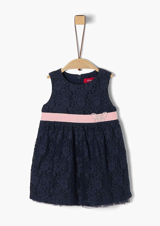 , s.Oliver Baby-M/ädchen Festlich Kleid f/ür besondere Anl/ässe