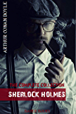 Arthur Conan Doyle: Sherlock Holmes, The Complete Collection: Illustrated (Bauer Classics) (Timeless Classics Collection…