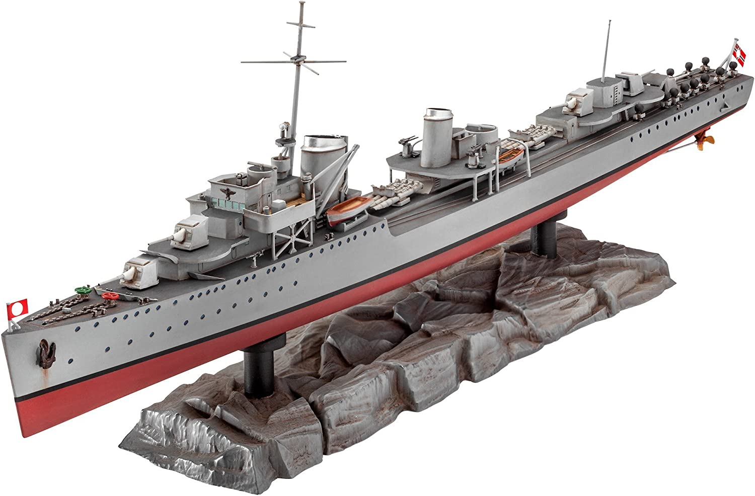 German Type 1936 Destroyer