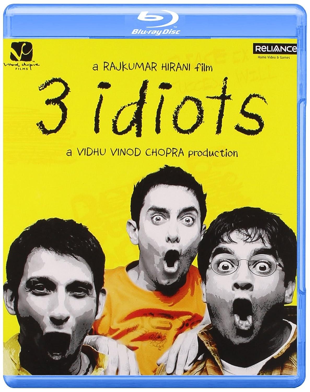 3 Idiots (2009) Hindi 720p HEVC BluRay x265 AAC ESubs  [700MB] Full Movie Download